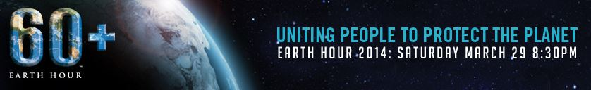 Earth Hour for churches 2014