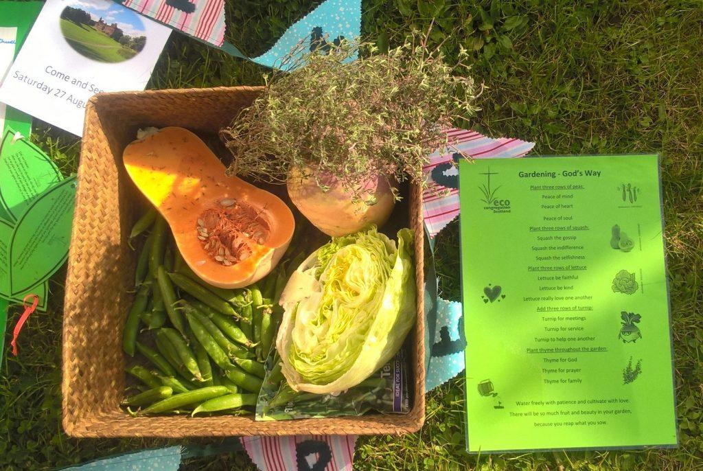 Poem - Gardening God's Way